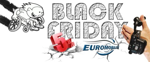 Black Friday en Euromobility!!!