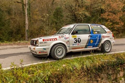 Balance de Miquel Serral en su participación en el Rally Les Corbes